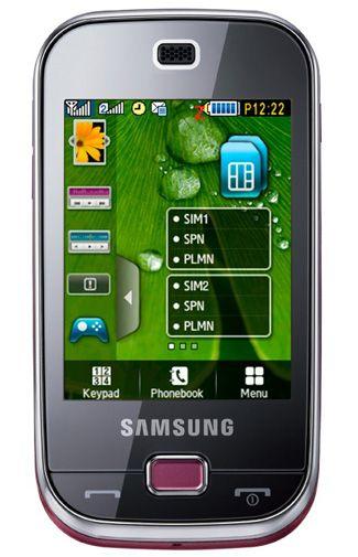Samsung B5722 Pink