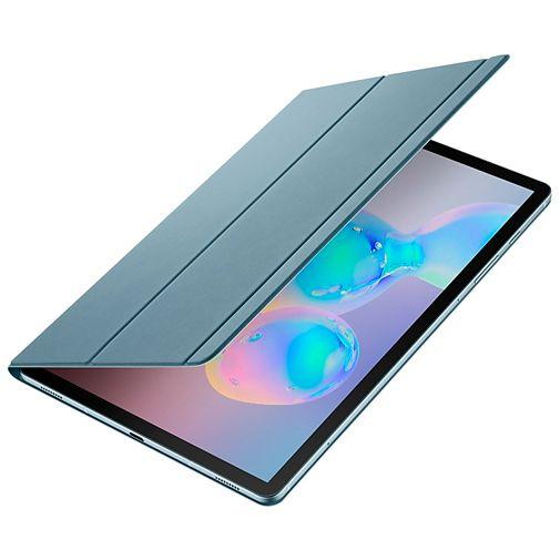 Productafbeelding van de Samsung Book Cover Blue Galaxy Tab S6