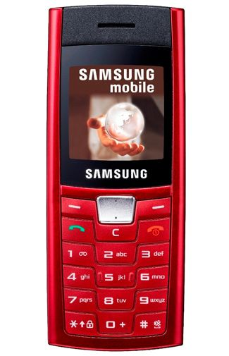 Samsung C180 Red