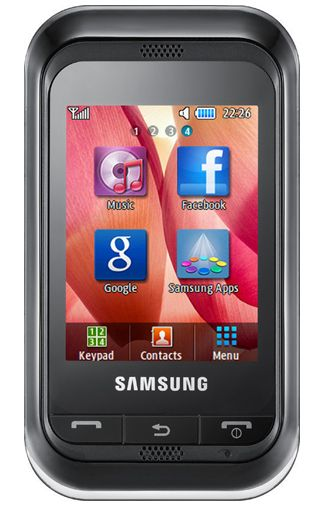 Samsung C3300 Star Mini Black