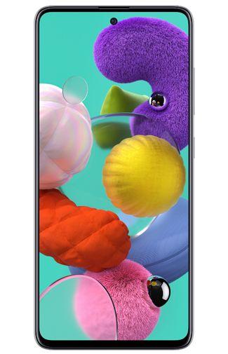 Productafbeelding van de Samsung Galaxy A51 White