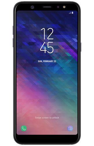 Samsung Galaxy A6+ A605 Duos Black