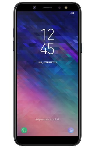 Samsung Galaxy A6 A600 Black