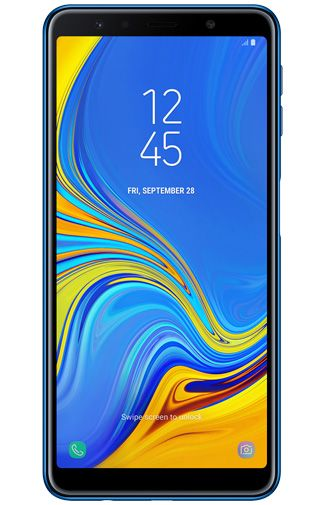 Productafbeelding van de Samsung Galaxy A7 (2018) A750 Blue