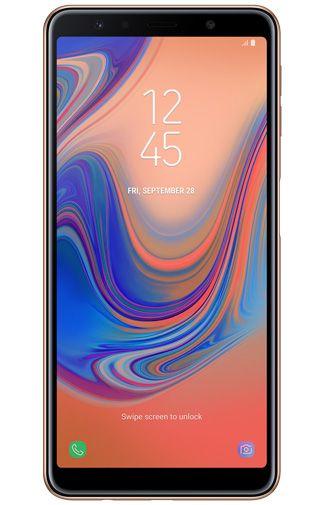 Productafbeelding van de Samsung Galaxy A7 (2018) A750 Duos Gold