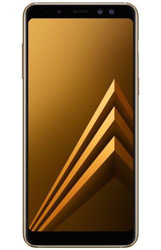 Productafbeelding van de Samsung Galaxy A8 (2018) A530 Gold