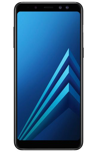 Samsung Galaxy A8 (2018) A530 Black