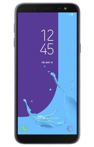 Productafbeelding van de Samsung Galaxy J6 J600 Duos Purple