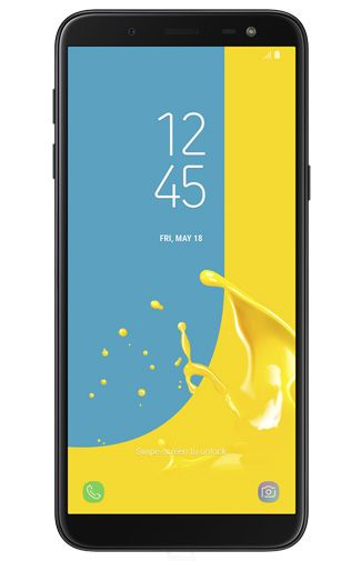 Samsung Galaxy J6 J600 Black