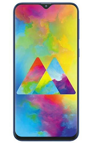 Productafbeelding van de Samsung Galaxy M20 Power Blue