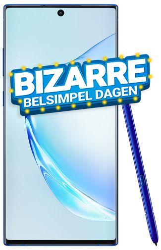Productafbeelding van de Samsung Galaxy Note 10+ 256GB N975 Blue