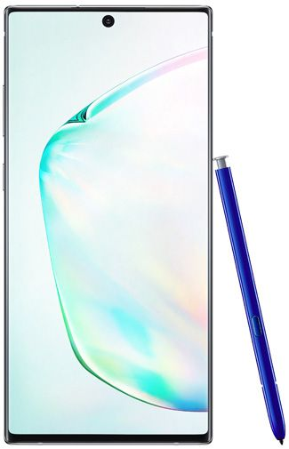 Productafbeelding van de Samsung Galaxy Note 10+ 512GB N975 Silver