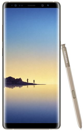 Productafbeelding van de Samsung Galaxy Note 8 N950 Gold