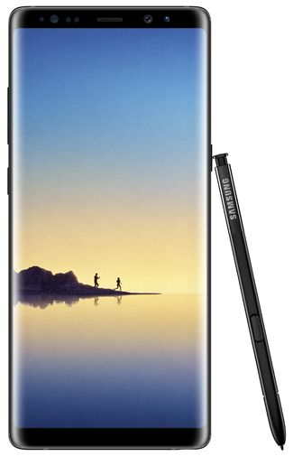 Productafbeelding van de Samsung Galaxy Note 8 Single Sim