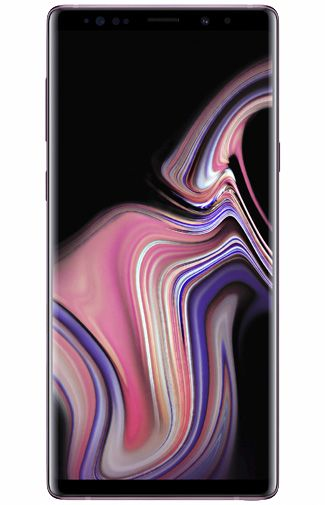Productafbeelding van de Samsung Galaxy Note 9 512GB N960 Duos Purple