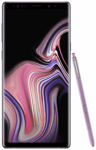 Productafbeelding van de Samsung Galaxy Note 9 512GB N960 Duos Purple