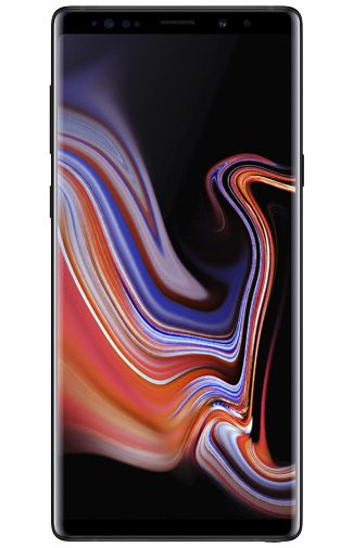 Productafbeelding Samsung Galaxy Note 9 128GB N960 Duos Black