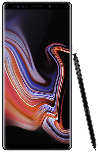 Productafbeelding van de Samsung Galaxy Note 9 128GB N960 Duos Black