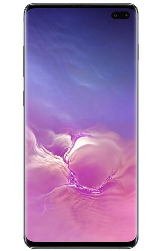 Productafbeelding van de Samsung Galaxy S10+ 512GB G975 Ceramic Black