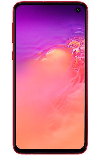 Productafbeelding van de Samsung Galaxy S10e G970 Red