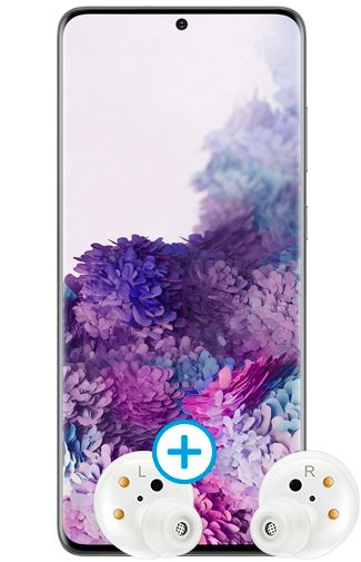 Productafbeelding van de Samsung Galaxy S20+ 128GB 5G G986 Grey