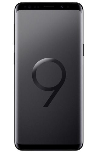 Samsung Galaxy S9 256GB G960 Duos Black