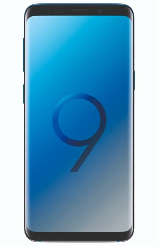 Productafbeelding van de Samsung Galaxy S9 64GB G960 Polaris Blue