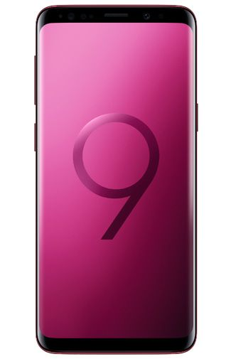 Productafbeelding van de Samsung Galaxy S9 64GB G960 Duos Red
