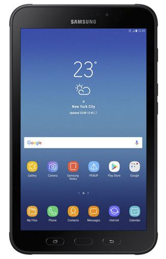 Productafbeelding Samsung Galaxy Tab Active 2 T395 WiFi + 4G Black