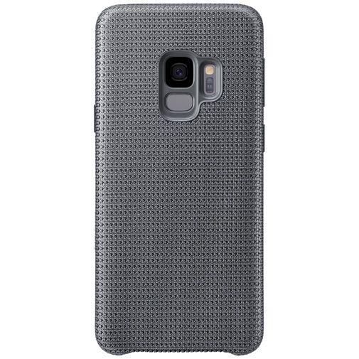 Productafbeelding van de Samsung Hyperknit Cover Grey Galaxy S9