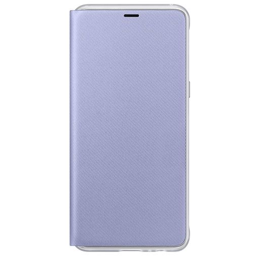 Samsung Neon Flip Cover Grey Galaxy A8 (2018)