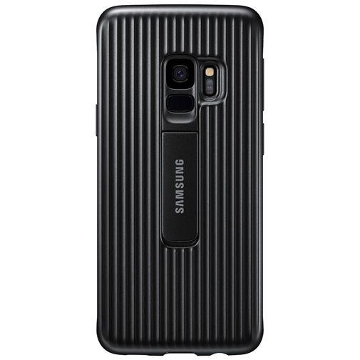 Productafbeelding van de Samsung Protective Standing Cover Black Galaxy S9