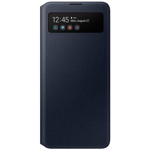 Productafbeelding van de Samsung S View Wallet Cover Black Galaxy A51