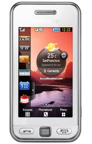 Samsung S5560i Star WiFi White