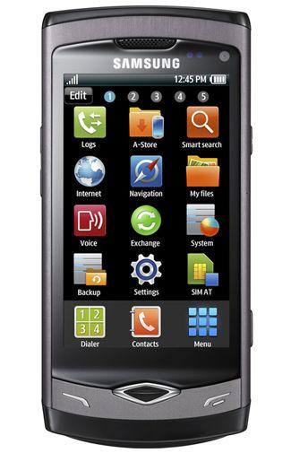 Samsung Wave S8500 Grey