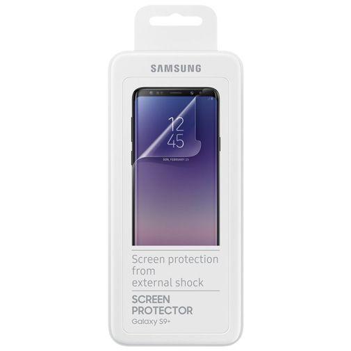 Productafbeelding van de Samsung Screenprotector Transparent Galaxy S9+