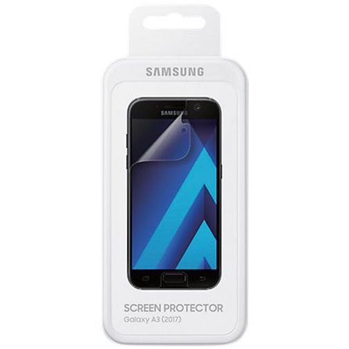 Productafbeelding van de Samsung Screenprotector Transparent Samsung Galaxy A3 (2017)
