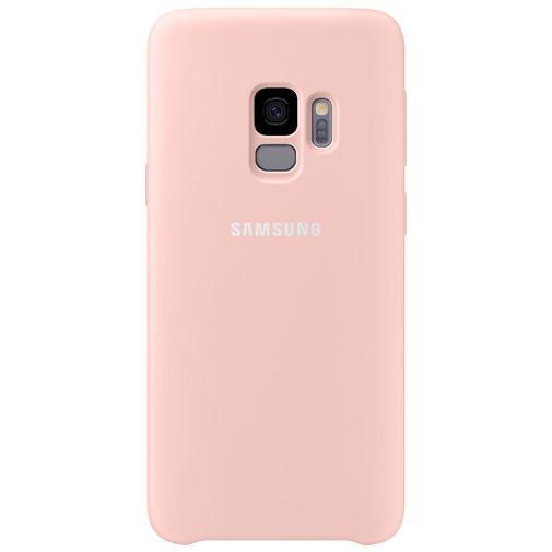 Productafbeelding van de Samsung Silicone Cover Pink Galaxy S9