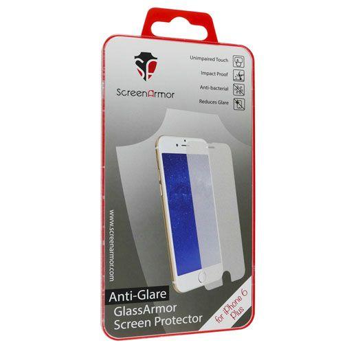 ScreenArmor Glass Armor Anti Glare Screenprotector Apple iPhone 6 Plus/6S Plus