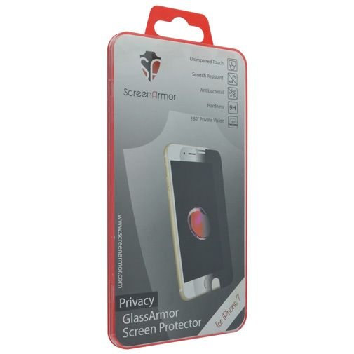 Productafbeelding van de ScreenArmor Glass Armor Privacy Glass Apple iPhone 7/8