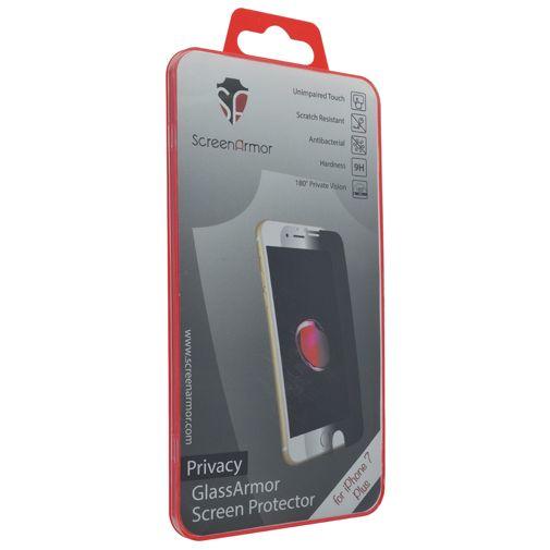 Productafbeelding van de ScreenArmor Glass Armor Privacy Glass Apple iPhone 7 Plus/8 Plus