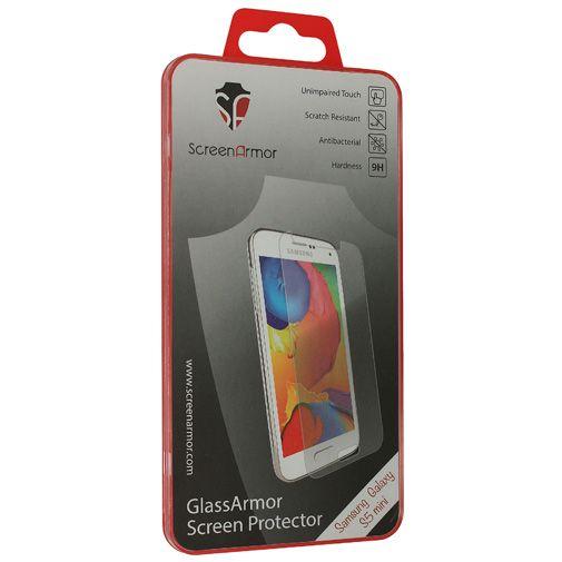 Productafbeelding van de ScreenArmor Glass Armor Regular Screenprotector Samsung Galaxy S5 Mini