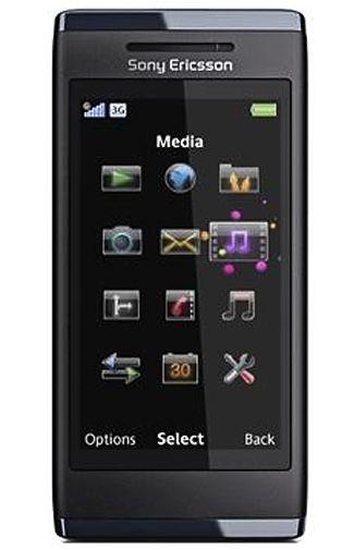 Sony Ericsson Aino Black