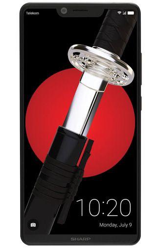 Productafbeelding van de Sharp Aquos D10 Black