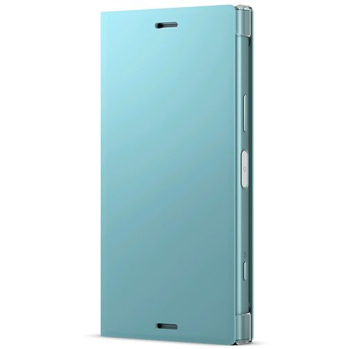 Sony Style Cover Stand SCSG60 Blue Xperia XZ1 Compact