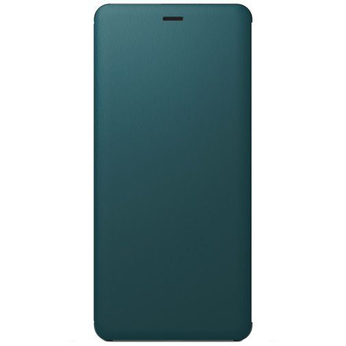 Productafbeelding van de Sony Style Cover Stand SCSH70 Green Xperia XZ3