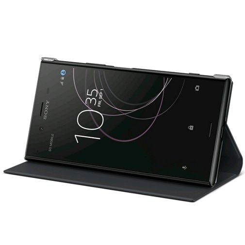 Sony Style Cover Stand SCSG50 Black Xperia XZ1