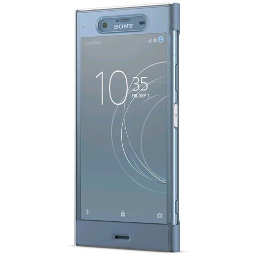Sony Style Cover Touch SCTG50 Blue Xperia XZ1