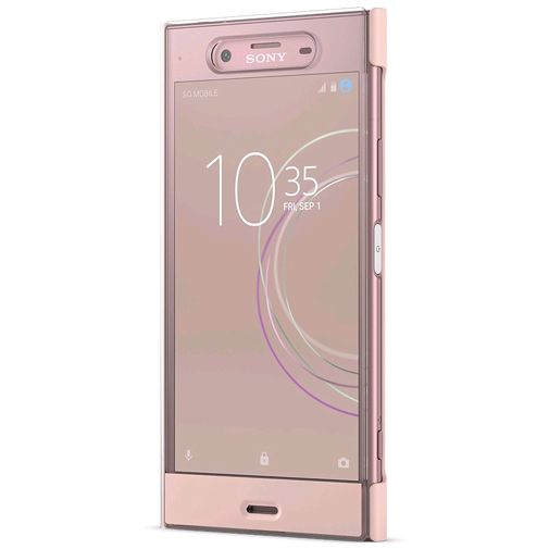Sony Style Cover Touch SCTG50 Pink Xperia XZ1