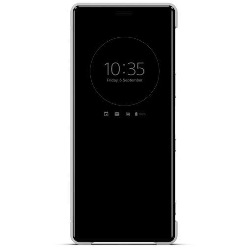 Productafbeelding van de Sony Style Cover View SCVJ10 Grey Xperia 5